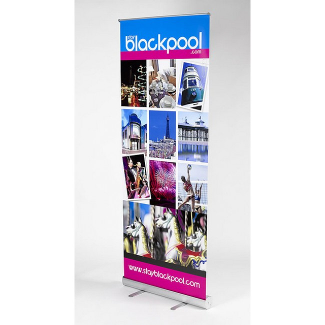 ECO Budget Roller Banner Cheapest In The