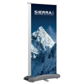 Sierra Duo: An Outdoors Roll up Banner